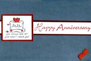 Fun Anniversary Card